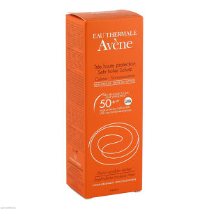 AVENE SunSitive Sonnencreme o. Duftstoffe SPF 50+